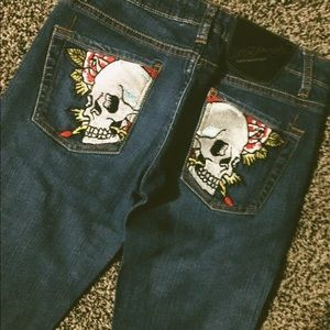 Official Ed Hardy jeans